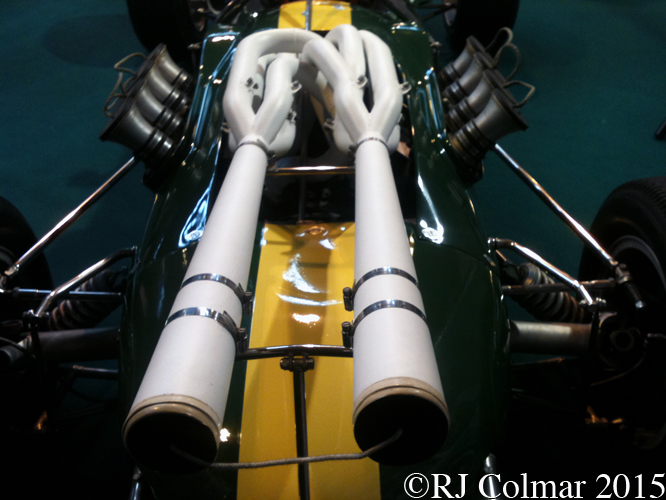 Lotus 38, Autosport International, NEC Birmingham