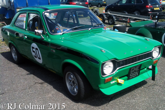 Ford Escort 1600GT, Bristol Llandow Sprint