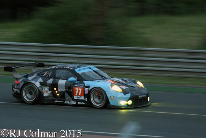 Porsche 911 RSR, Patrick Dempsey, Patrick Long, Marco Seefried, Le Mans,