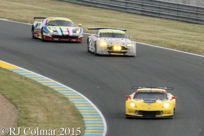 GT Pro, Le Mans