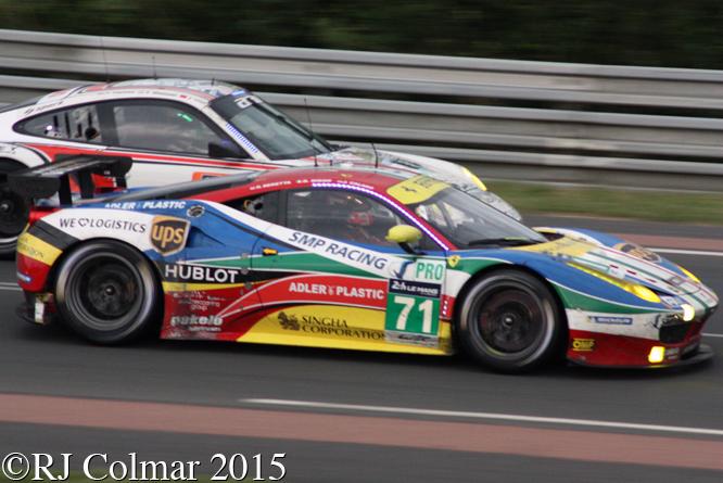 Ferrari 458 Italia GT2, Davide Rigon, James Calado, Olivier Beretta, Le Mans,