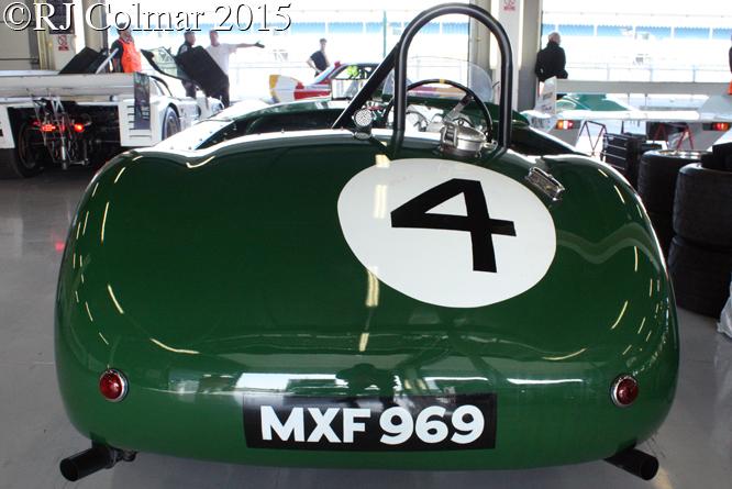 Allard J2X Le Mans, Silverstone Classic,
