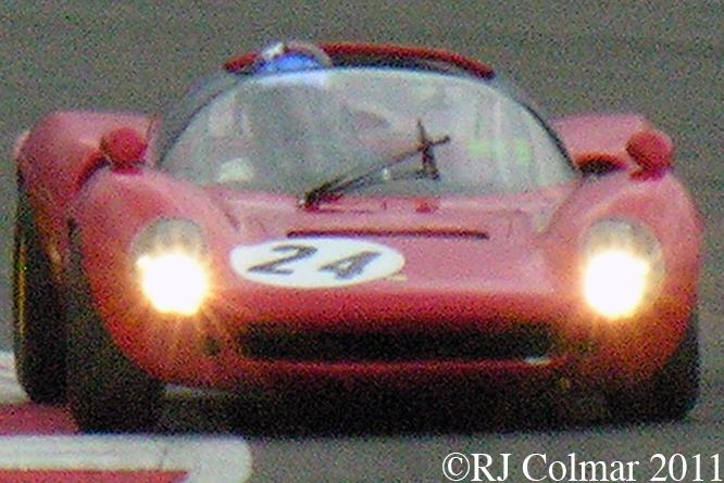 Ferrari 166/206, Harry Leventis,  Gregor Fisken, Silverstone Classic,