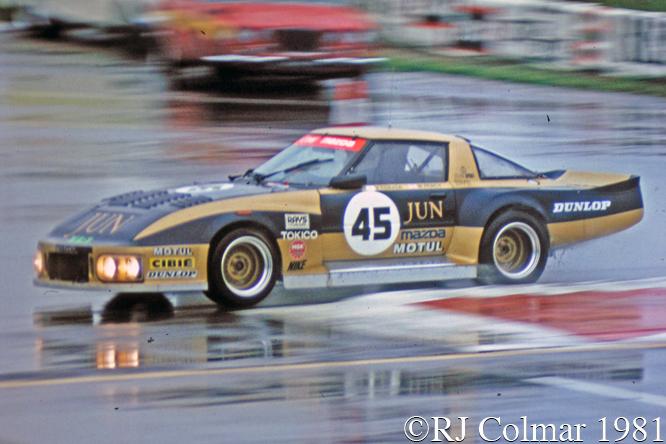 Mazda RX7, Youjirou Terada / Win Percy, Silverstone 6 Hours,