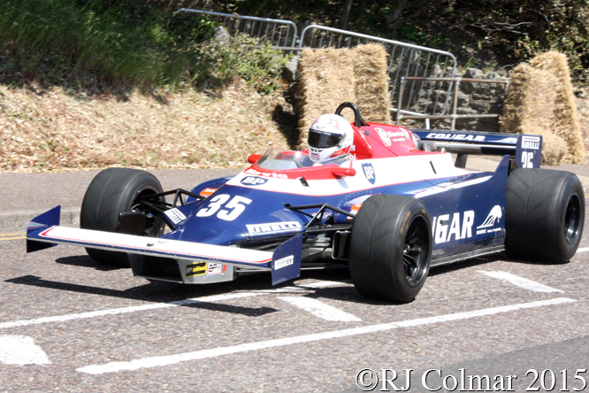 Toleman Hart TG181C, tba, Bournemouth Wheels Festival,