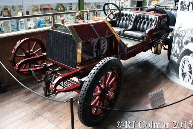 Lancia Corsa, National Motor Museum, Beaulieu
