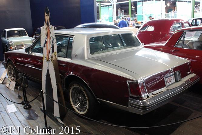 Cadillac Seville, National Motor Museum Beaulieu