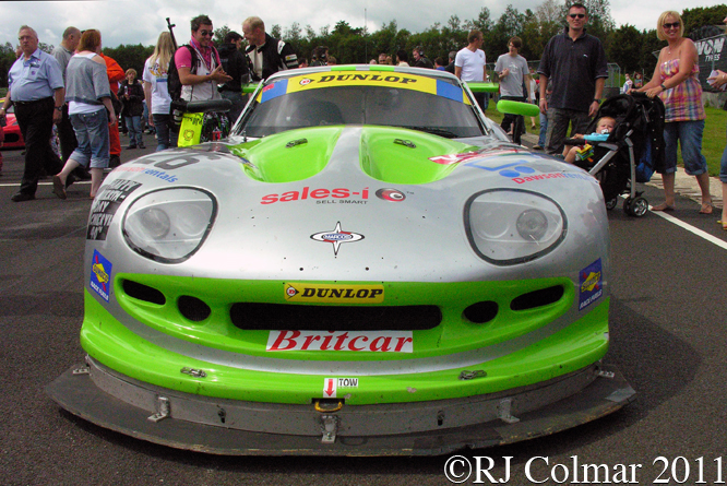 Marcos Mantis GT2, Britcar, Castle Combe