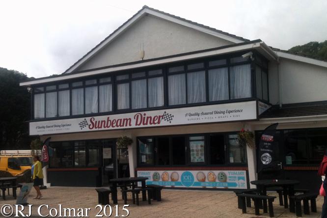 Sunbeam Diner, Pendine Sands