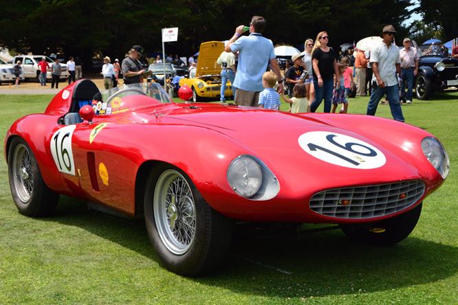 Ferrari 750 Monza, Hillsborough Concours d'Elegance