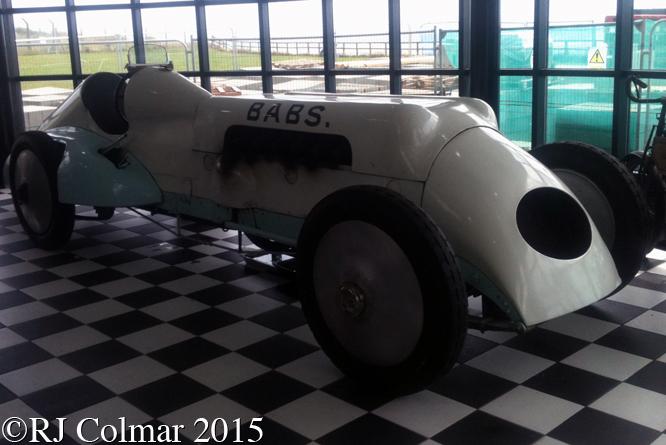 BABS, Museum of Speed, Pendine, Carmarthenshire