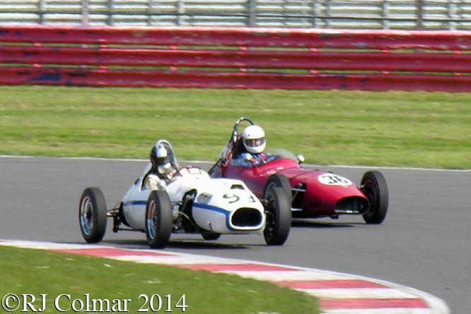 Mitter, Rudolf Ernst, VSCC Spring Start, Silverstone,