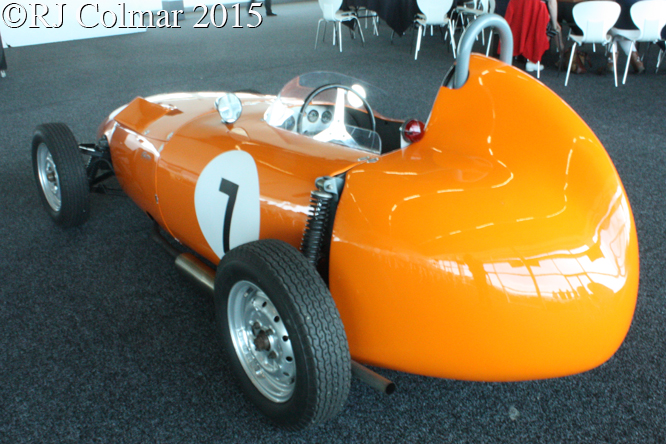 Alexis Mk 1, Silverstone Classic, Press Day,