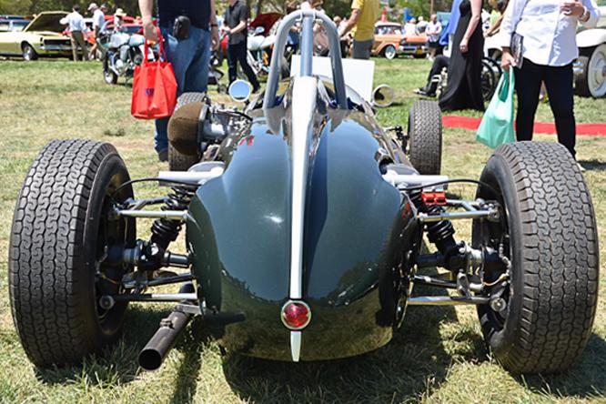 Cooper T56 Mk II,  Marin Concours d'Elegance,