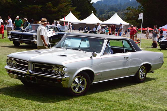 Pontiac GTO, Hillsborough Concours d'Elegance