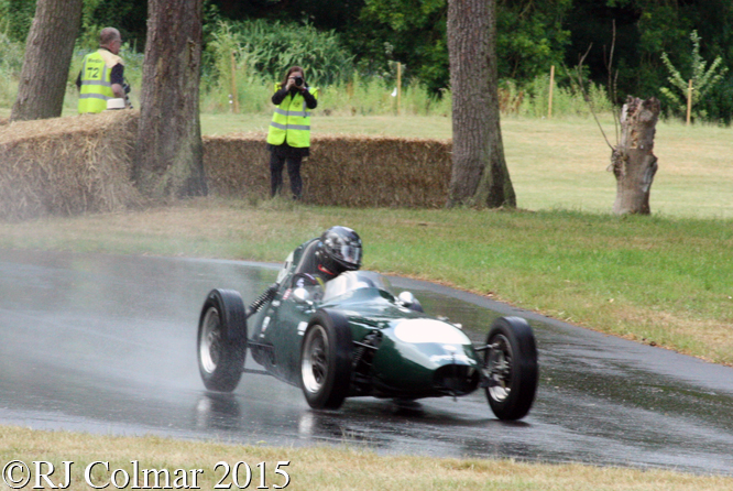 Elva 100, Mark Woodhouse, Chateau Impney Hill Climb,