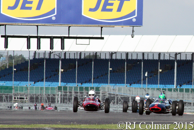 Lotus, Sam Wilson, Lotus Andrew Hibberd, Silverstone Classic