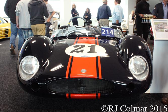 Cooper Monaco, Silverstone Auctions, Silverstone Classic,