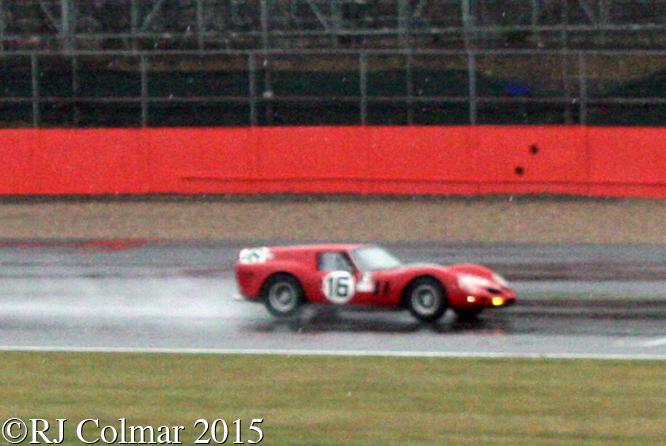 Ferrari 250 GT SWB, Halusa/Halusa, Silverstone Classic