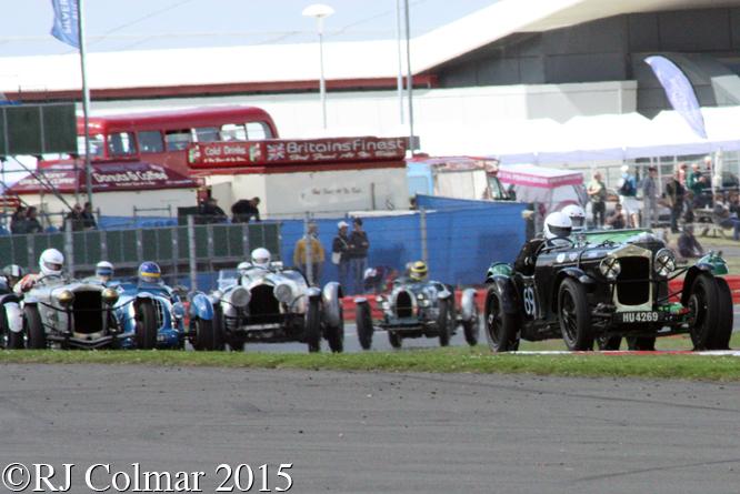 Kidston Trophy, Silverstone Classic