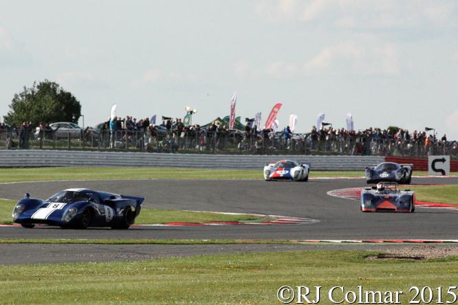 FIA Masters Historic Sports Cars, Silverstone Classic