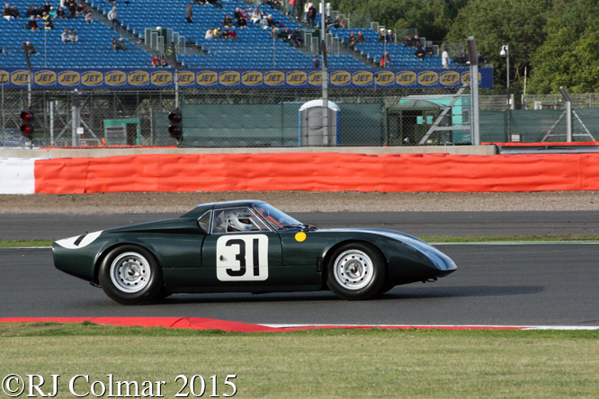 Rover BRM, Silverstone Classic