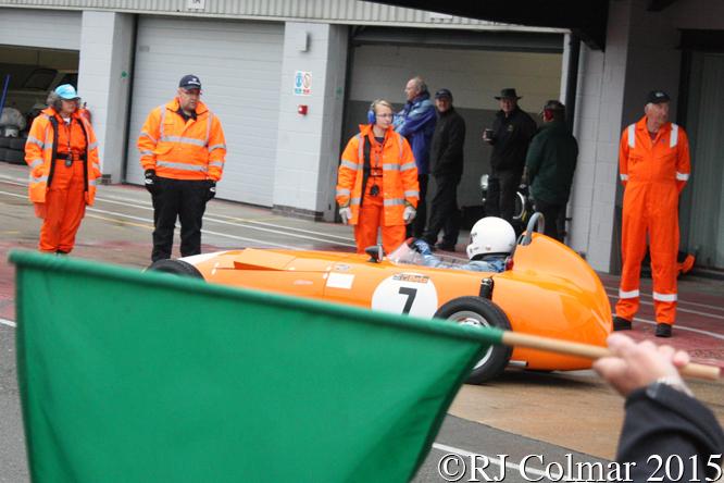 Alexis HF1, Duncan Rabagliati, Silverstone Classic