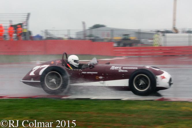 Kurtis KK500C, Geriant Owen, Silverstone Classic