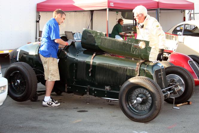 ERA R2A, Rolex Motorsports Reunion, Laguna Seca