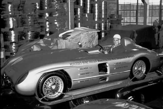 Mercedes Benz 300 SLR, Otto R Rentsch, Adam Stamping, Union, New Jersey.