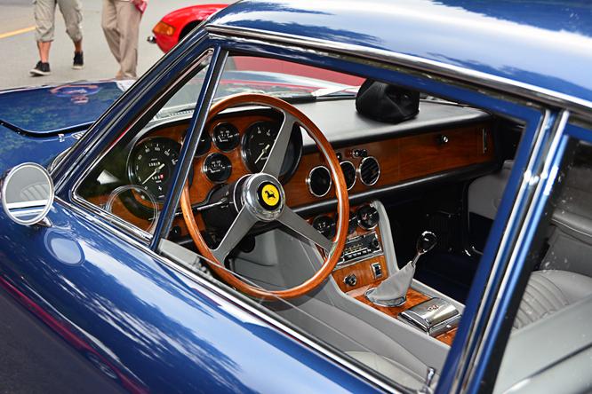 Ferrari 500 Supersast, Danville Concours d'Elegance