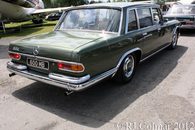 Mercedes Benz 600 SWB, Brooklands Double Twelve