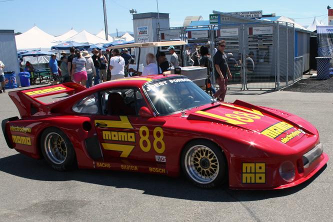 Porsche 935J, Rolex Monterey Motorsports Reunion,
