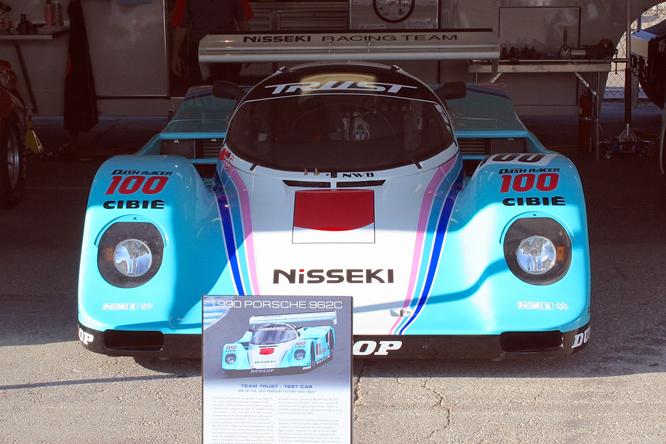 Porsche 962C, Rolex Monterey Motorsports Reunion,