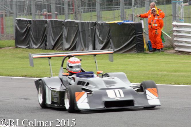 Mallock Mk 20/21, Mark Charteris, Gold Cup, Oulton Park