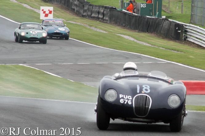 Jaguar C-type, Ben Cussons, Gold Cup, Oulton Park,