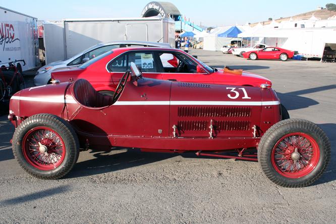 ALFA Romeo Monza, Rolex Monterey Motorsports Reunion,
