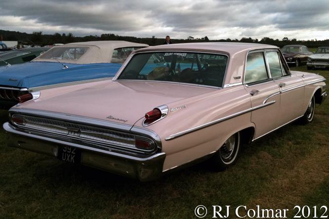 Mercury Monterey 4 Door Sedan, Goodwood Revival,