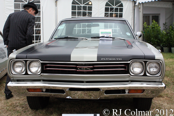Plymouth GTX, Goodwood Revival,