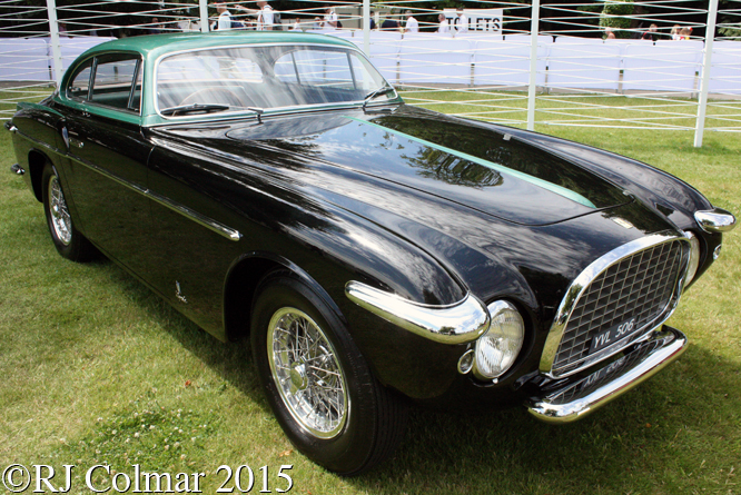 Ferrari 212 Inter Vignale Coupé, Goodwood Festival of Speed,