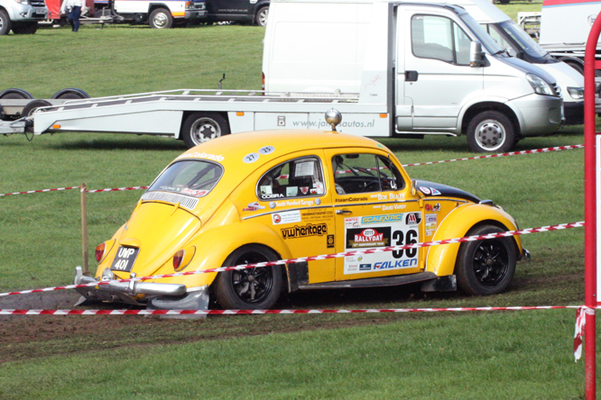 Volkswagen Typ 1 Oettinger GT TSV, Bob Beales, Dave Vardy, Rally Day, Castle Combe,