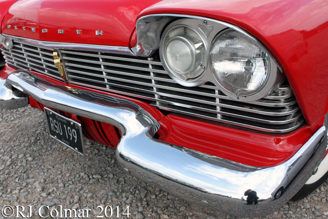 Plymouth Savoy, Summer Classics, Easter Compton,