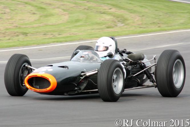 BRM P261, Autumn Classic, Castle Combe