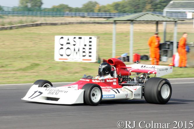BRM P160, Autumn Classic, Castle Combe