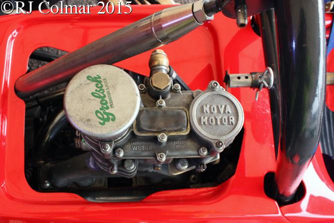 Chevron Novamotor B17, Grand Finals, Castle Combe,