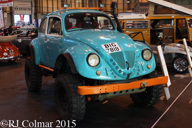 Discovery Beetle,  Classic Motorshow, NEC, Birmingham