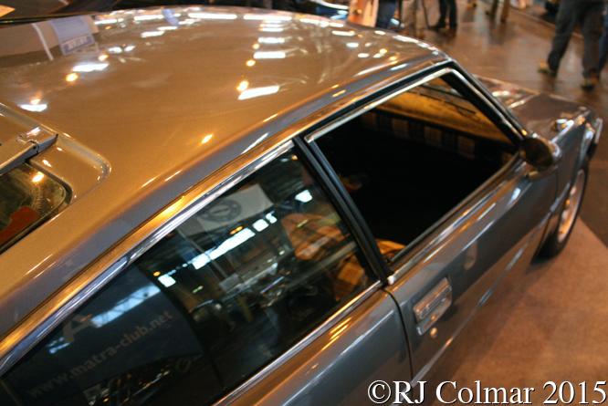 Matra Simca Bagheera,  Classic Motorshow, NEC, Birmingham