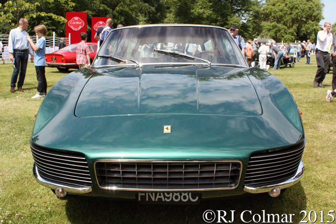Ferrari 330 GT Vignale Shooting Brake, Goodwood Festival of Speed,