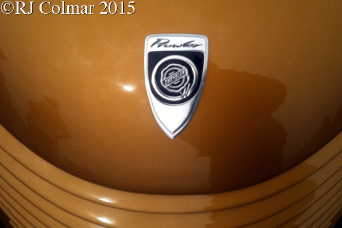 Chrysler Prowler, Pendine Sands