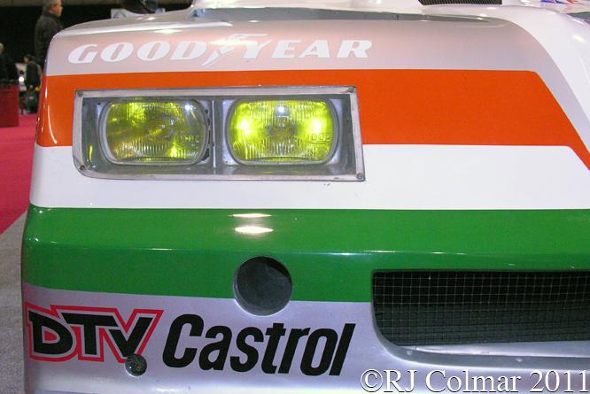 Vauxhall Holden Repco Firenza, Race Retro, Stoneleigh